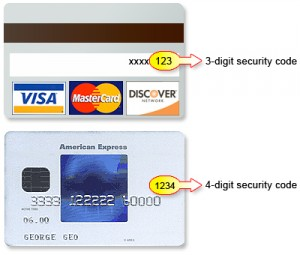 Credit Card Numbers And Security Codes 2015